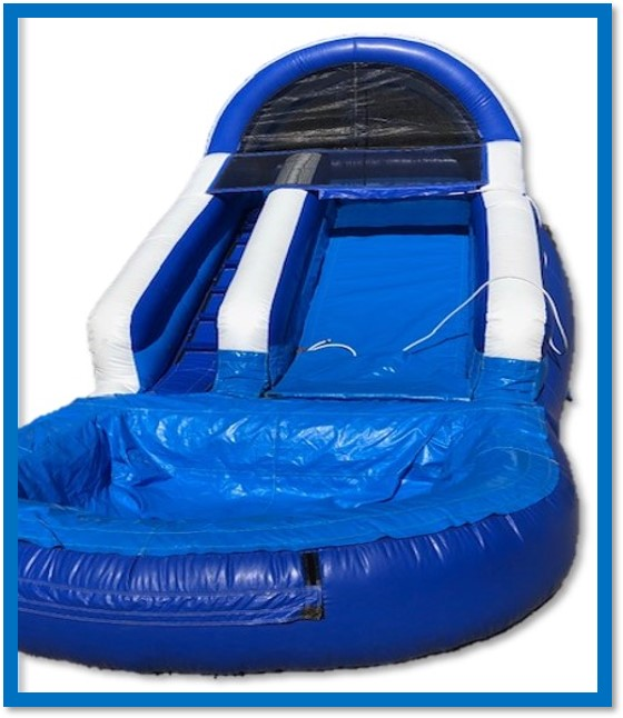 12 FT ARCTIC WATER SLIDE